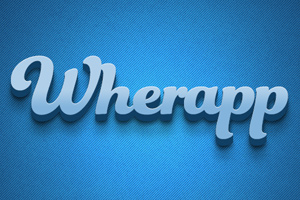 Wherapp. Meet and discover.
